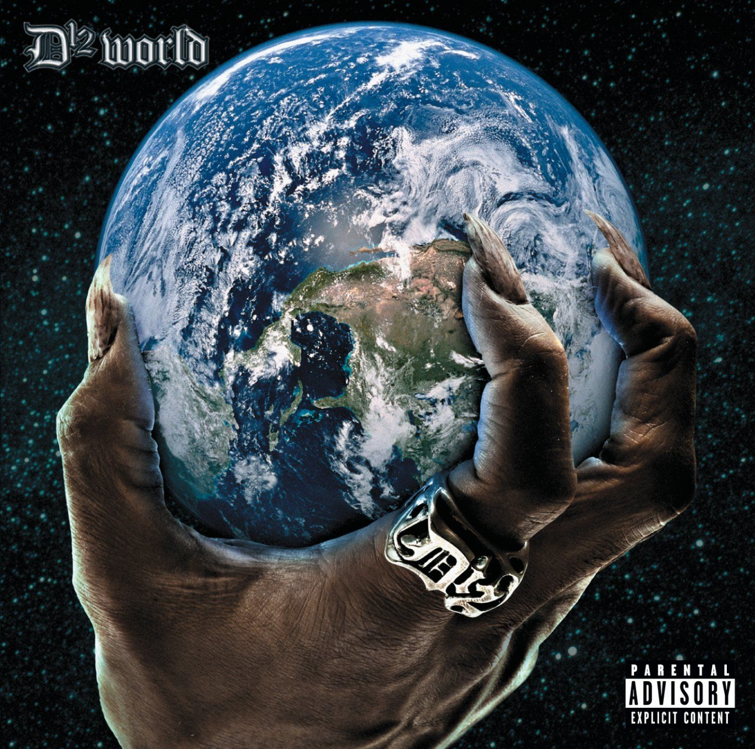 "Album cover of ""D12 - D12 World"""