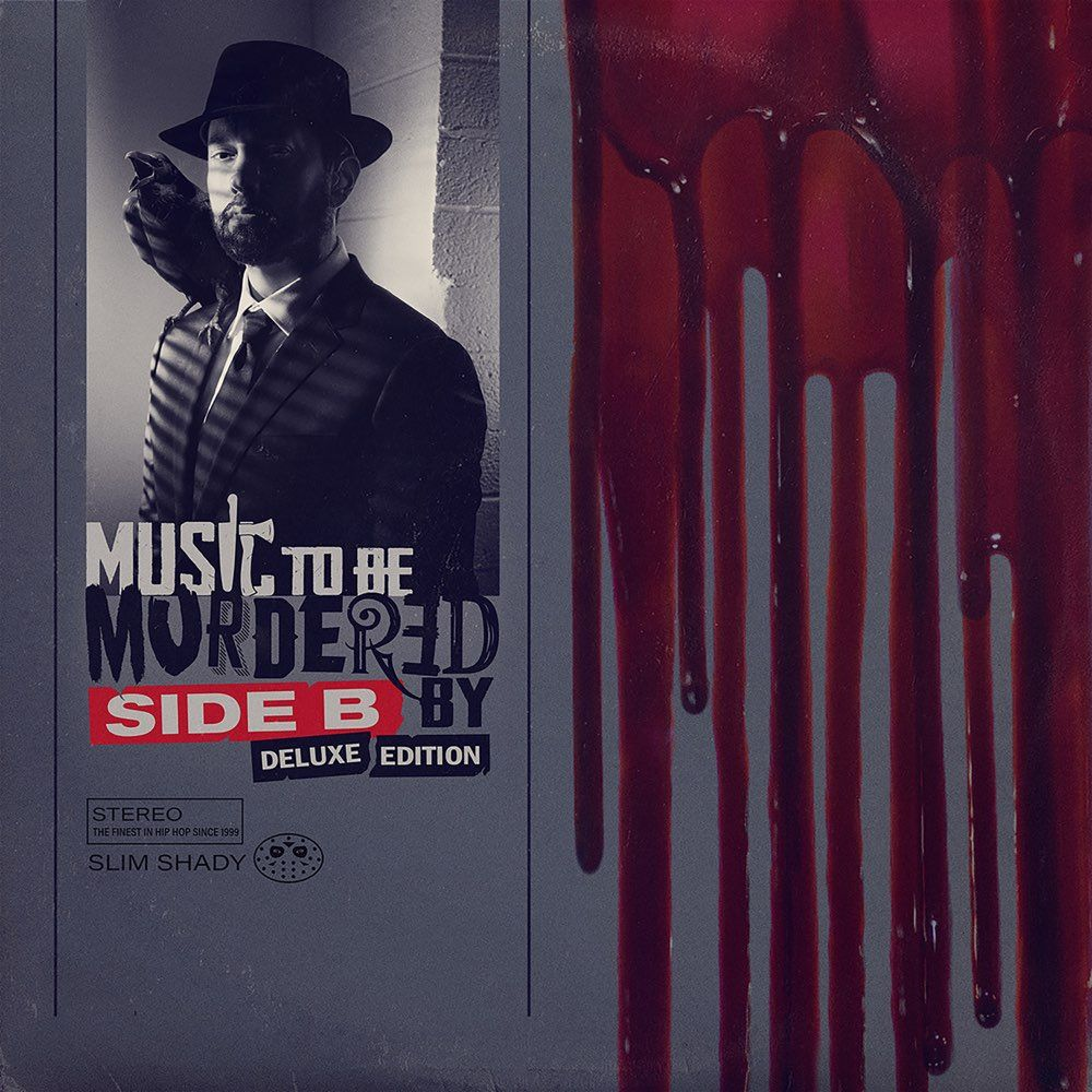 "Album cover of ""Eminem - Music to Be Murdered By: Side B"""