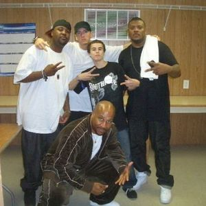 Eminem and D12 001