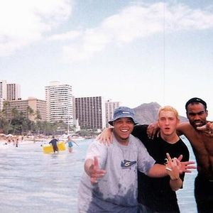 Eminem and Proof 004